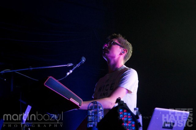 Alt-J @ Sound Academy, Toronto (Copyright: PeteHatesMusic / Martin Bazyl Photography)