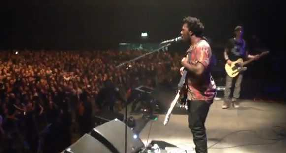 Truth (Live from Earl's Court) - YouTube screen cap