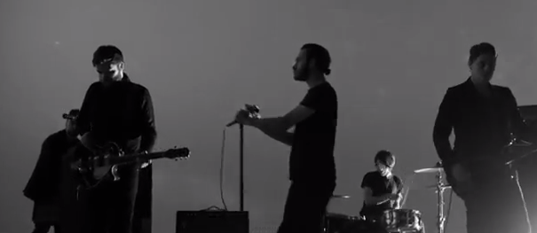 Editors - A Ton Of Love (Official Video) - YouTube screen cap