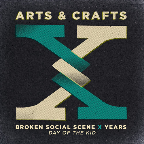 Broken Social Scene x Years - Day of the Kid