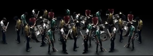 Bloc Party - Ratchet via YouTube screen cap