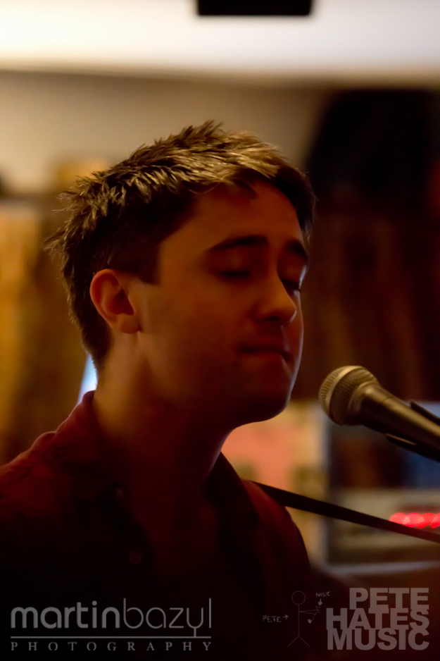 Villagers @ Sidedoor for NXNE (Copyright: PeteHatesMusic / Martin Bazyl)