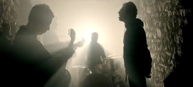 Beady Eye - Shine a Light via YouTube screen cap
