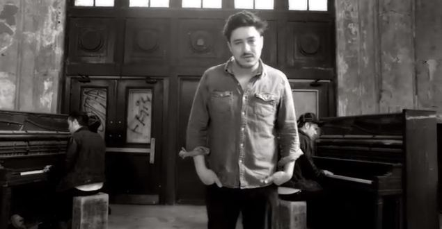 Mumford and Sons - Babel via YouTube screen cap