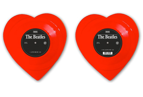 The Beatles - Love Me Do vinyl