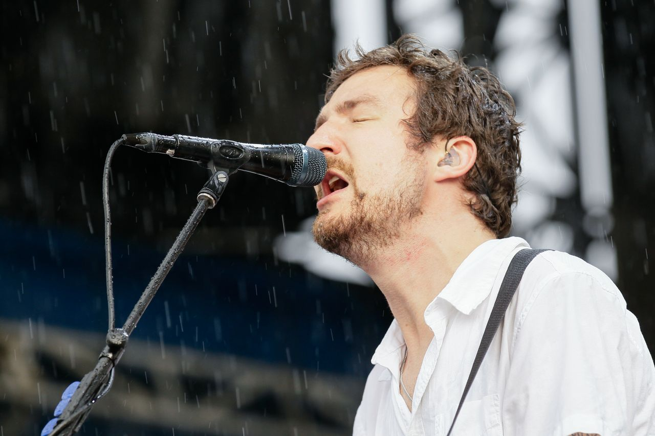 Frank Turner Performs at RBC Ottawa Bluesfest