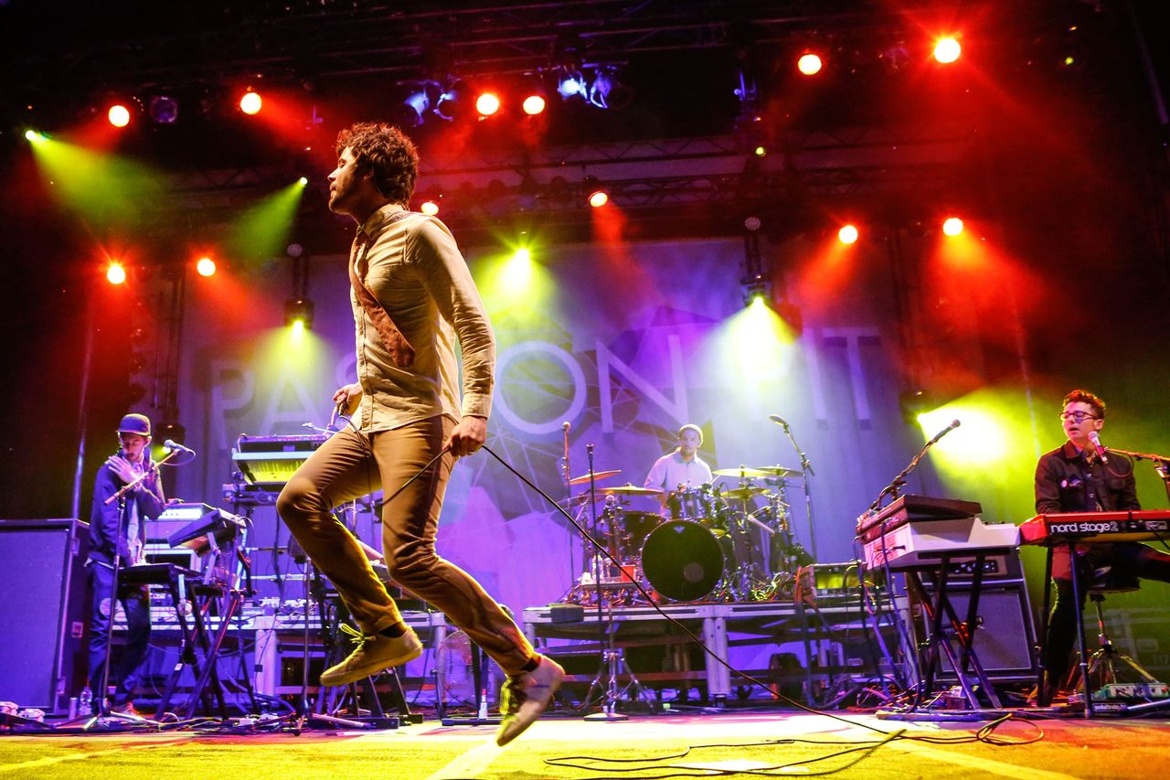 Passion Pit - RBC Ottawa Bluesfest 2013