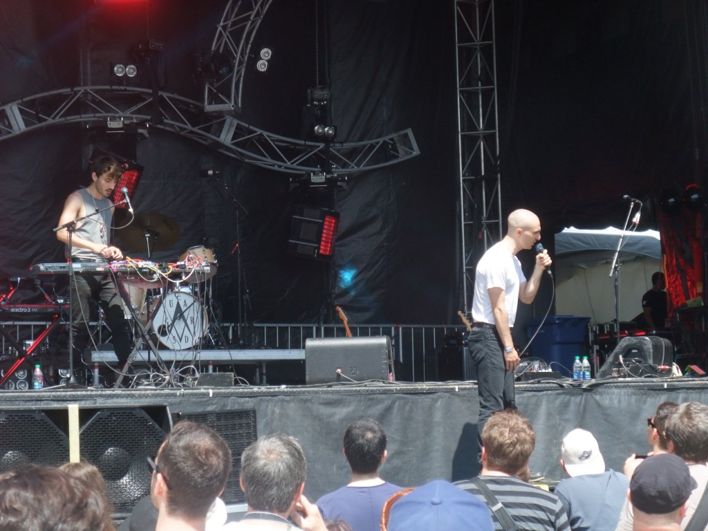 Majical Cloudz - Osheaga 2013 (Copyright: PeteHatesMusic)