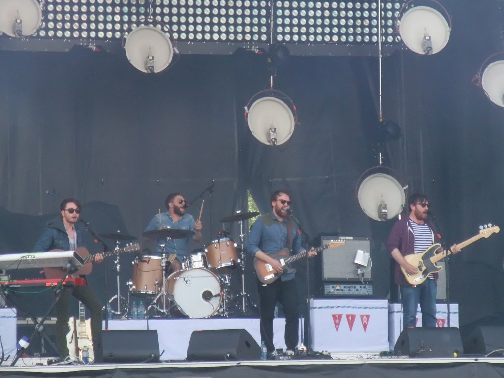 Frightened Rabbit - Osheaga 2013 (Copyright: PeteHatesMusic)