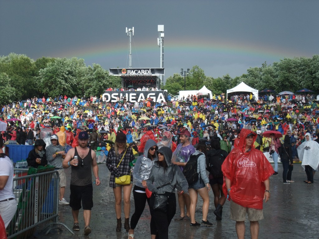 Rainbow! - Osheaga 2013 (Copyright: PeteHatesMusic)