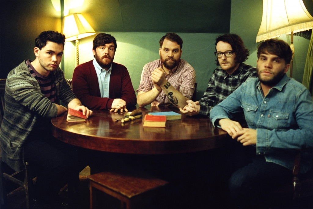 Frightened Rabbit (Photo credit Tim Richmond)
