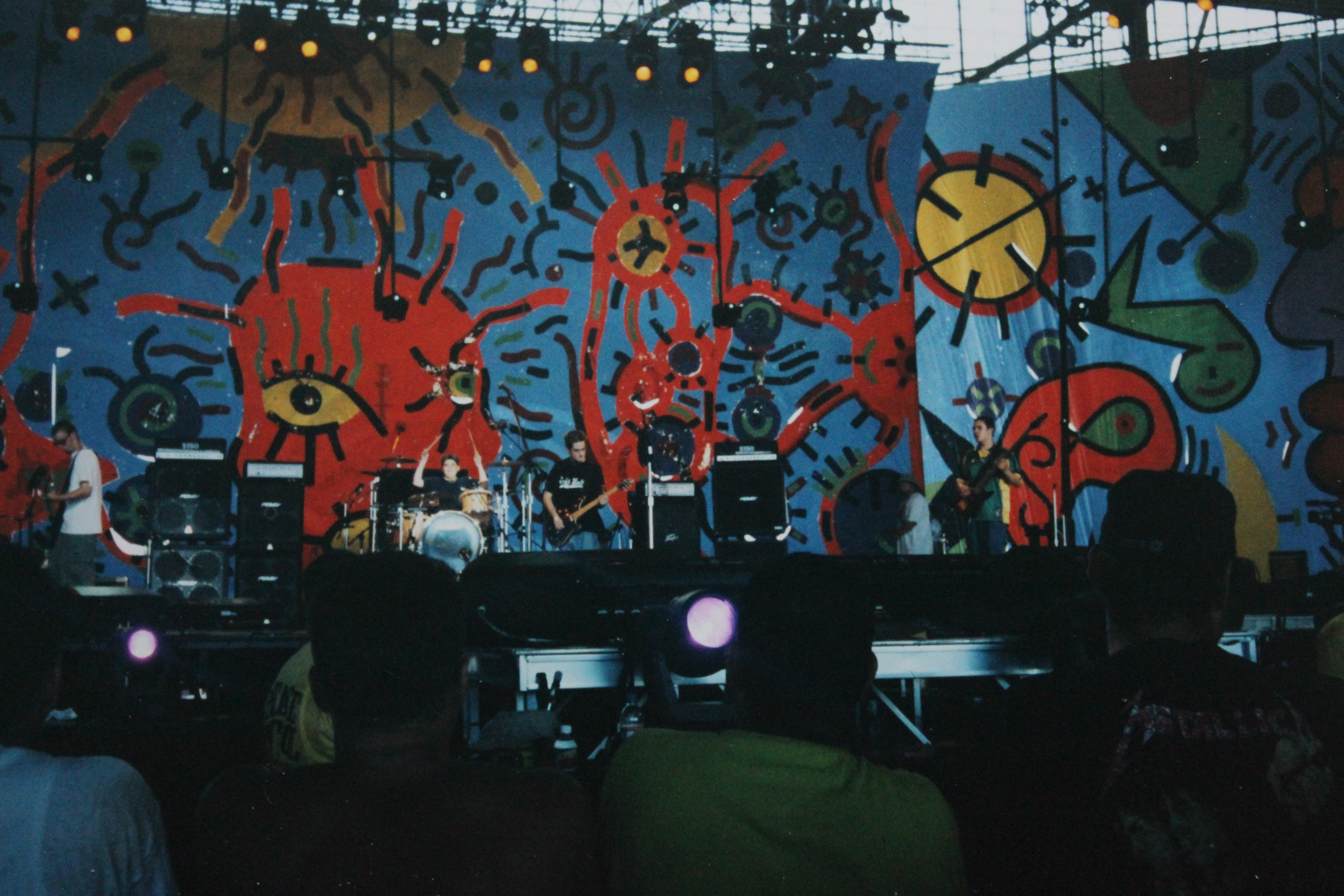 Serial Joe at Woodstock '99 (Copyright: PeteHatesMusic)