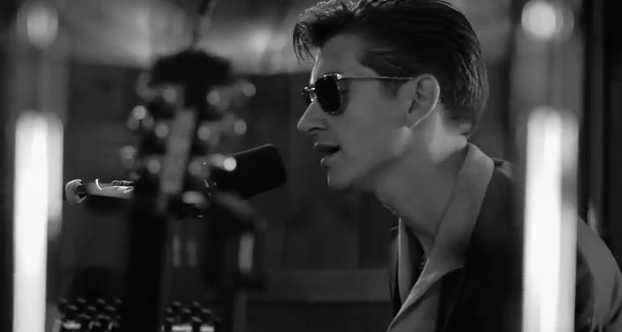 Arctic Monkeys - Why'd You Only Call Me When You're High- (Acoustic) - YouTube screen cap