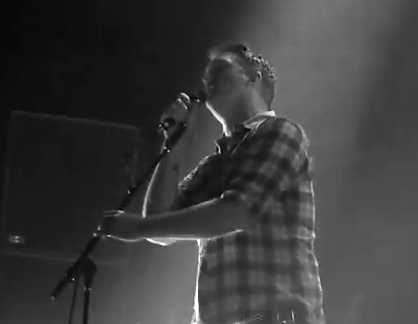 Arctic Monkeys w- Josh Homme - Knee Socks live @ The Wiltern, Los Angeles - October 2, 2013 - YouTube screen cap