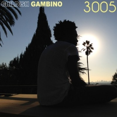 Childish Gambino - 3005 artwork