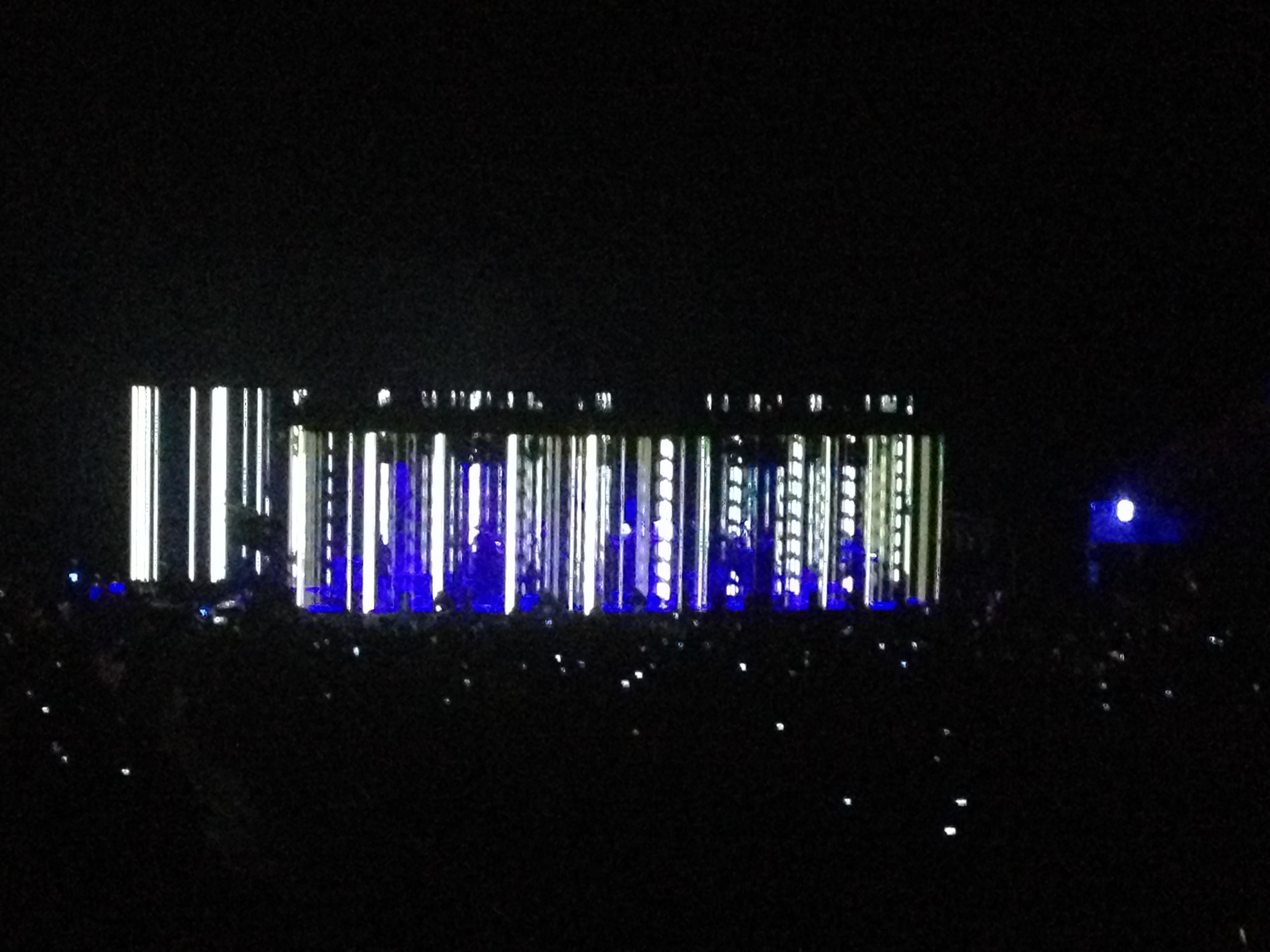 Nine Inch Nails at Air Canada Centre Toronto (Copyright: PeteHatesMusic)