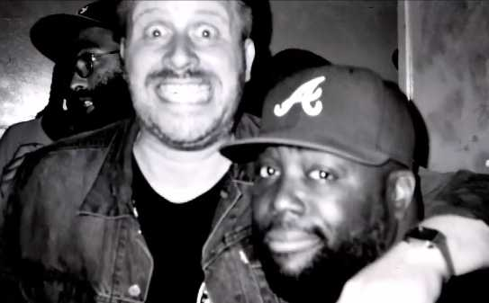 Video- Run The Jewels - -Get It- via MySpace screen cap
