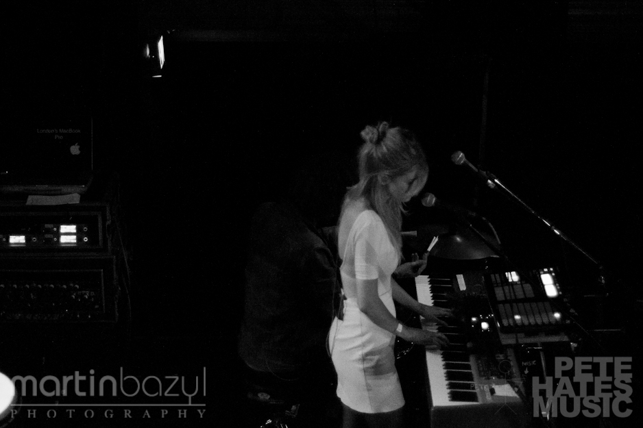 London Grammar @ The Great Hall (Copyright: PeteHatesMusic / Martin Bazyl Photography)