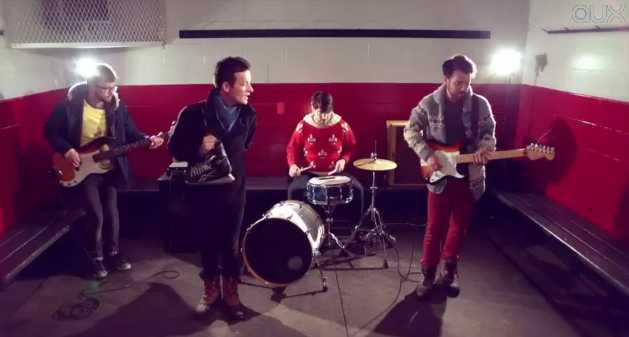 Paper Lions -Pull Me In- - Official Music Video - via YouTube screen cap