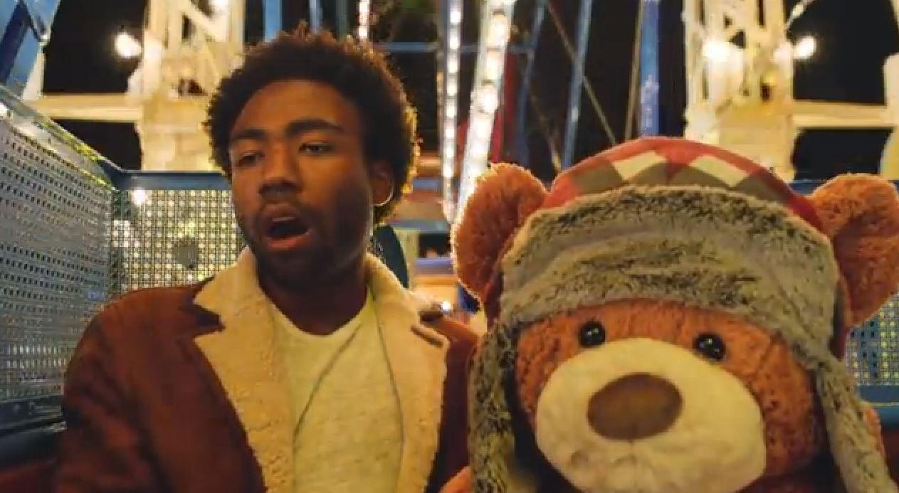 Childish Gambino - 3005 via YouTube screen cap