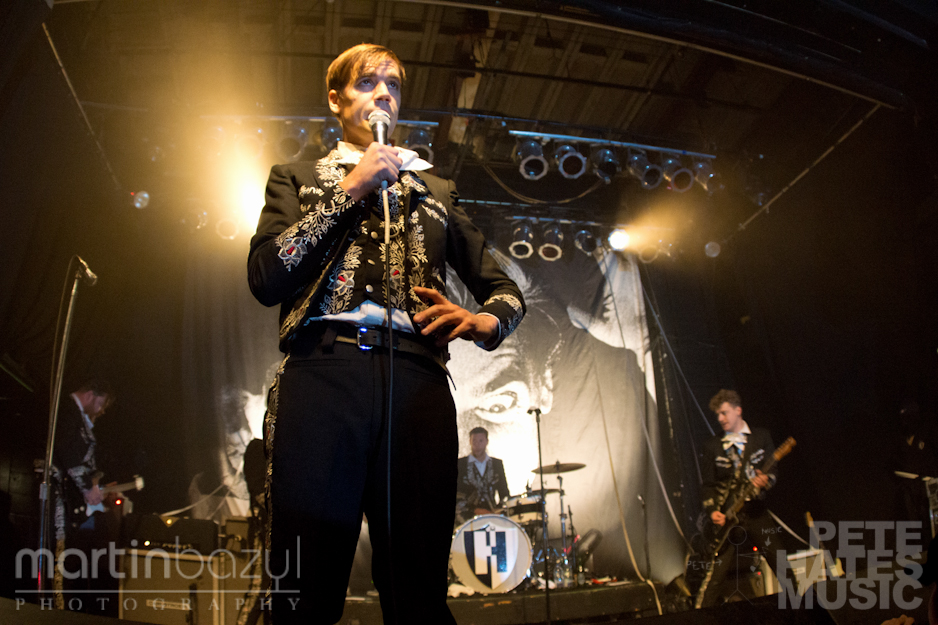 The Hives @ Lee's Palace, Toronto (Copyright: PeteHatesMusic and Martin Bazyl Photography)