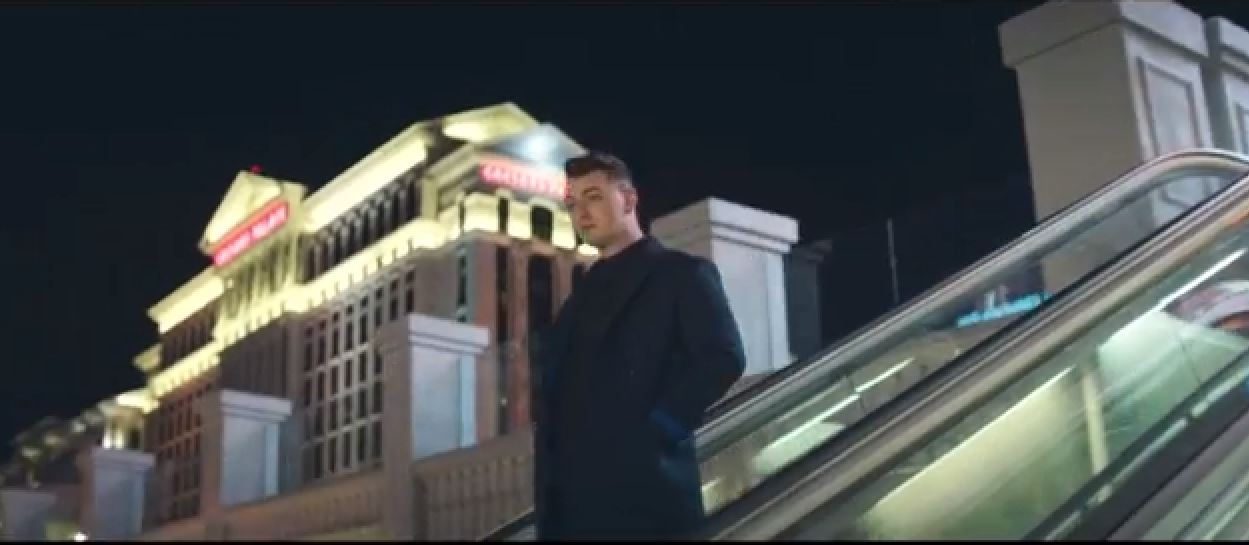 Sam Smith - Money on my Mind via YouTube screen cap