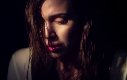 Lykke Li - Not made of stone via youtube screen cap
