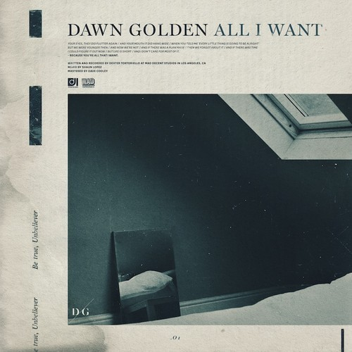 Dawn Golden - All I Want