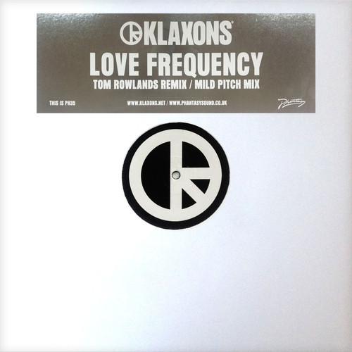 Klaxons - Love Frequency Tom Rowlands remix