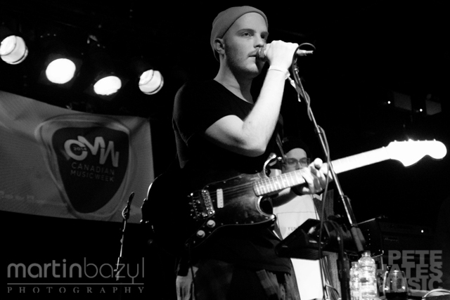 BASECAMP at Lee's Palace - CMW 2014 (Copyright: PeteHatesMusic and Martin Bazyl Photography)