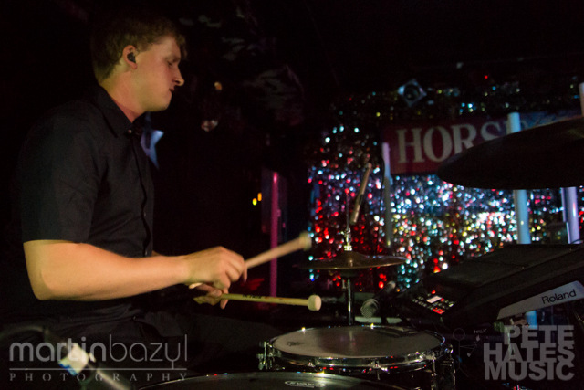 Mr. Little Jeans at The Horseshoe Tavern, Toronto (Copyright: PeteHatesMusic / Martin Bazyl Photography)