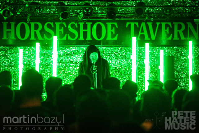 SOHN at The Horseshoe Tavern, Toronto (Copyright: PeteHatesMusic / Martin Bazyl Photography)