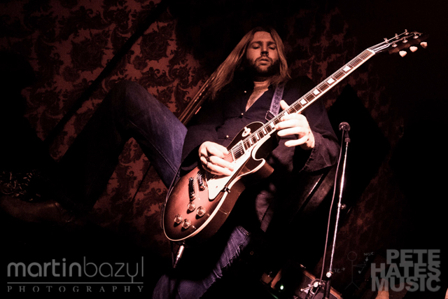 Stone River at Cherry Cola's - CMW 2014 (Copyright: PeteHatesMusic and Martin Bazyl Photography)