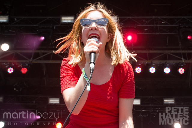 Austra @ Field Trip 2014 (Copyright PeteHatesMusic / Martin Bazyl Photography)