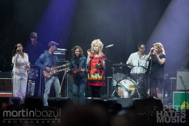 Broken Social Scene at Field Trip (Copyright: PeteHatesMusic / Martin Bazyl Photography)