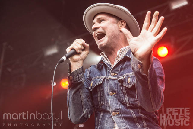Gord Downie, the Sadies at Field Trip (Copyright: PeteHatesMusic / Martin Bazyl Photography)