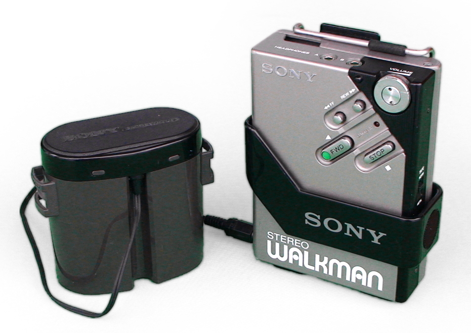 Sony Walkman, Circa 1981