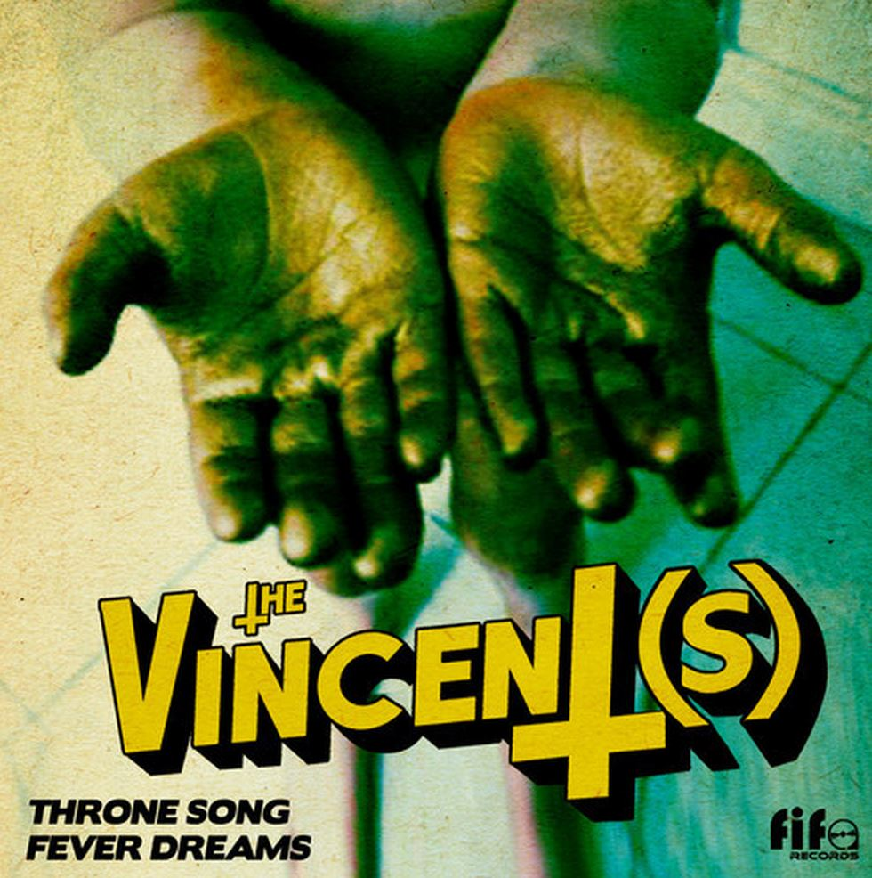 The Vincents - Throne Song