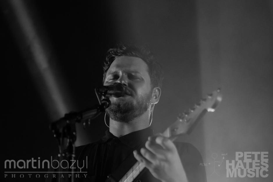 Alt-J at Kool Haus (Copyright: PeteHatesMusic / Martin Bazyl Photography)