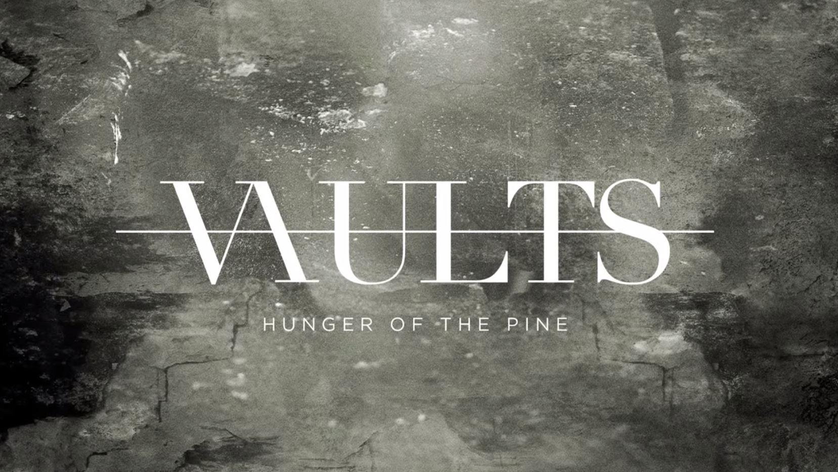 Vaults - Hunger of the Pine