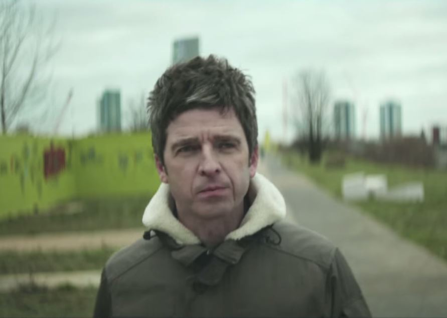 Noel Gallagher - Ballad of the Mighty I via YouTube screen cap