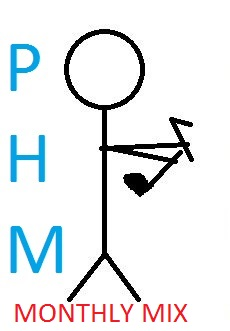 PHM logo monthly mix