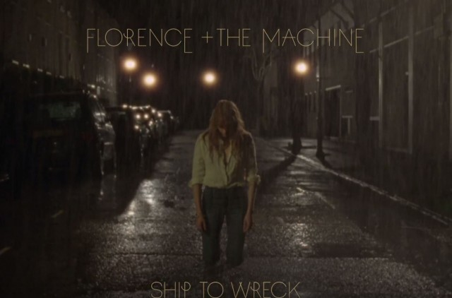 Florence + the Machine - Ship to Wreck via YouTube screen cap