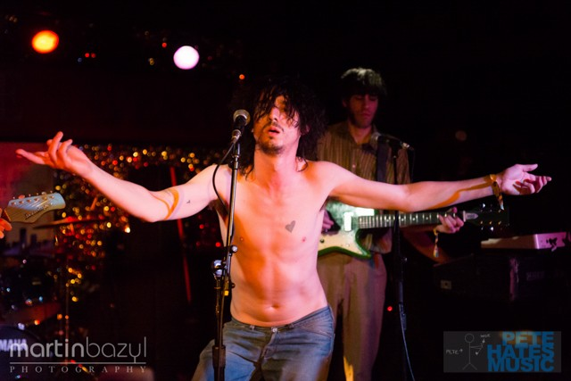 Fat White Family at the Horseshoe Tavern (Copyright PeteHatesMusic and Martin Bazyl Photography)