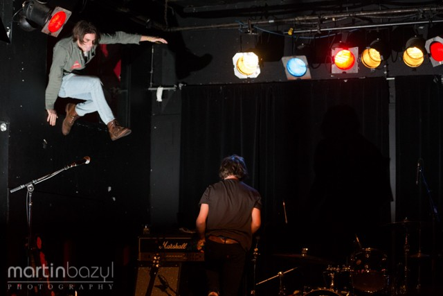 The Orwells at Lee's Palace (copyright PeteHatesMusic / Martin Bazyl Photography)