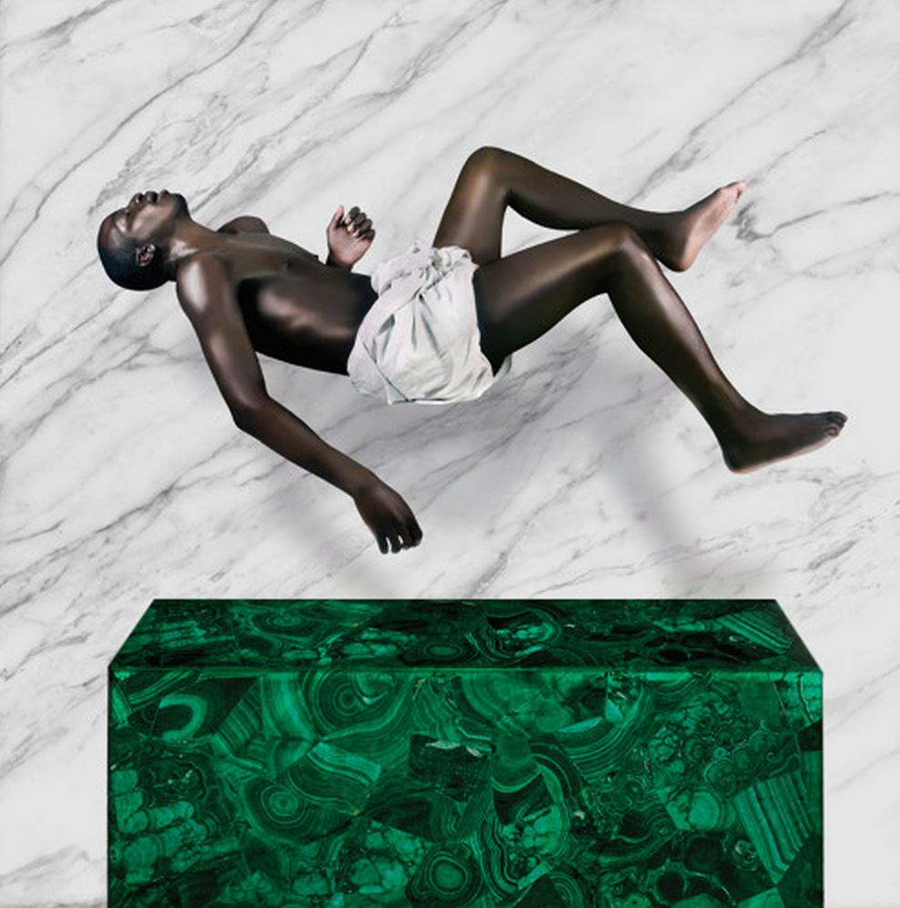 Petite Noir - Down via SoundCloud screen cap