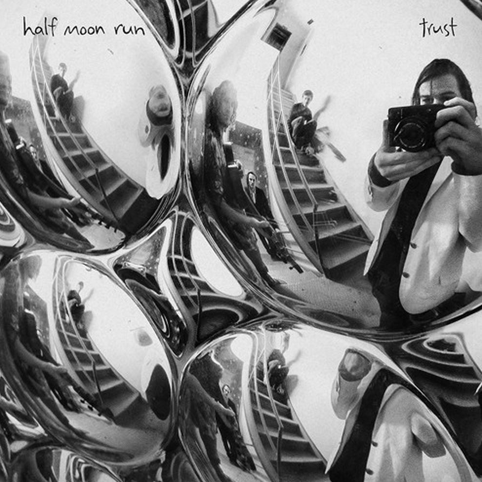Half Moon Run - Trust via SoundCloud screen cap