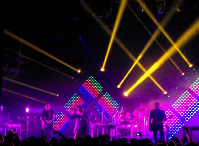 Metric at Danforth Music Hall (Copyright: PeteHatesMusic)