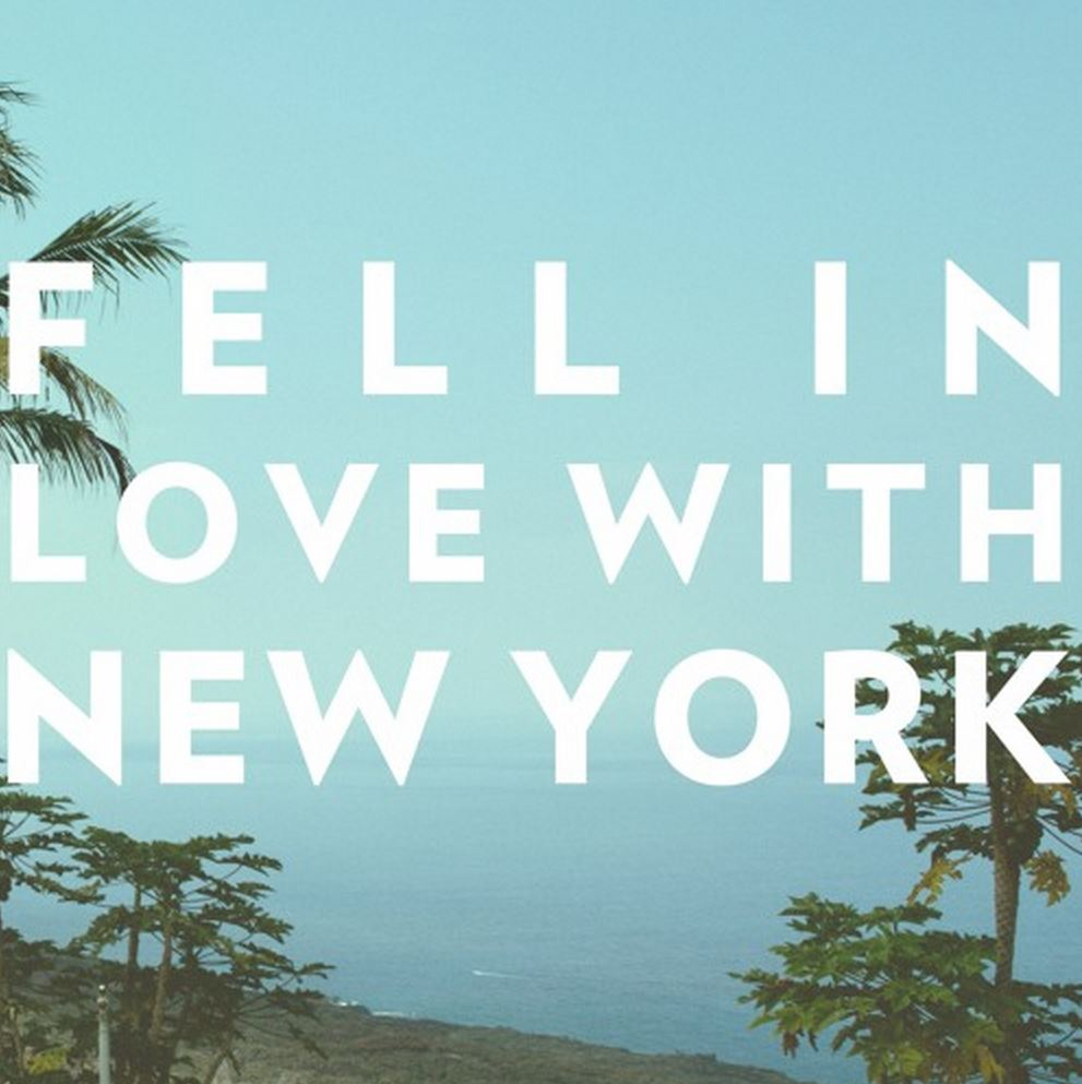The Zolas - Fell in Love with New York via SoundCloud screen cap