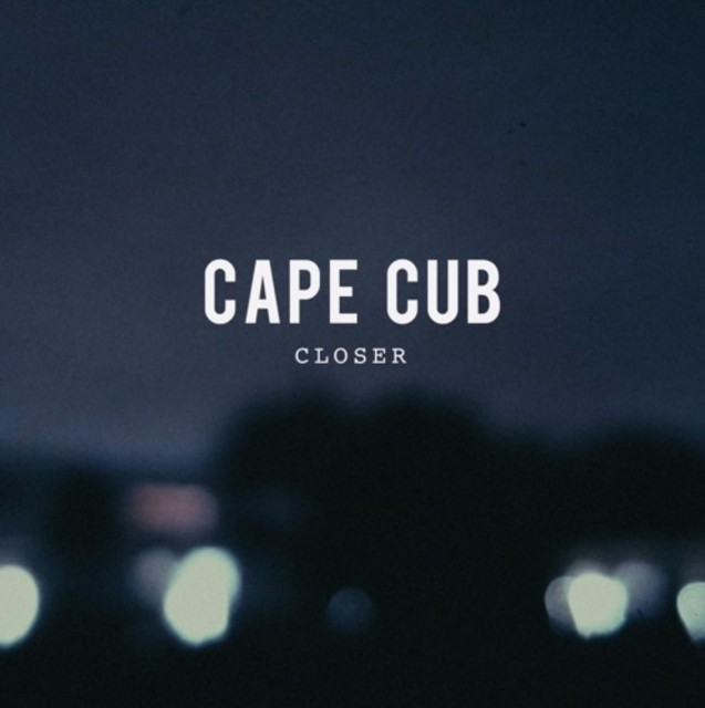 Cape Cub - Closer via SoundCloud screen cap